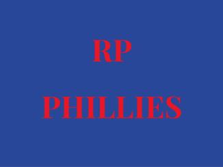 Relief Pitcher - Phillies